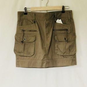 Calvin Klein Jeans Short Cargo Skirt